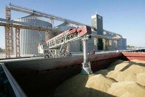 Украина экспортировала более 19 миллионов тонн зерновых