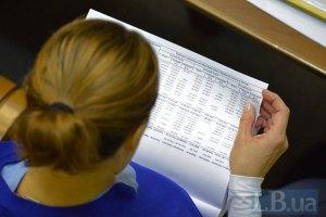 Бюджет України торік недоотримав 36 млрд гривень