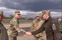 Делегація посольства США відвідала зону ООС на Донбасі