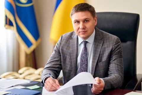Керівник Фіскальної служби Солодченко заразився ковідом