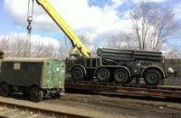 Украина завершила отвод тяжелого вооружения
