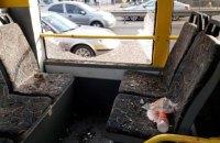 Киевлянин устроил стрельбу в троллейбусе, пытаясь сбежать от полицейских