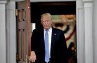 Трамп выступил против новых санкций в отношении России