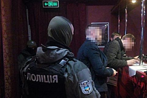 Поліція викрила банду вимагачів, які вдавали із себе атовців
