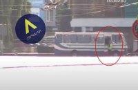 Луцький терорист дозволив, щоб поліція передала заручникам воду