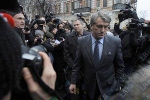 Ющенко розповів, чому не брав участь у Євромайдані