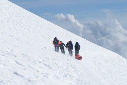 Під час сходження на Ельбрус загинув альпініст з Одеси