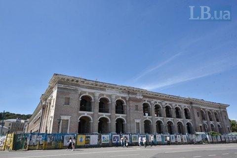 Ткаченко хоче повернути Гостиний двір в управління Мінкультури та створити там Музей сучасного мистецтва