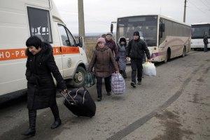 Из Крыма и Донбасса выехали 777 тыс. человек, - ГосЧС