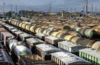 Россия остановила на границе 30 украинских вагонов
