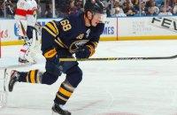 """Нападник """"Баффало"""" переписав 85-річний рекорд НХЛ"""