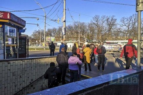 Метро в Києві можуть і не відкрити