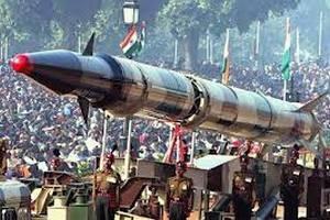 Індія успішно випробувала балістичну ракету, здатну нести ядерний заряд