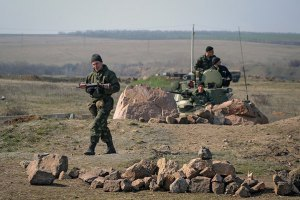 Держприкордонслужба поки що не спостерігає відводу російських військ від українських кордонів