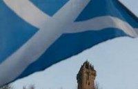 Більшість шотландців не хочуть нового референдуму про незалежність