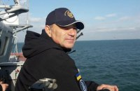 Командующий ВМС о состоянии возвращенных кораблей: поснимали даже унитазы и плафоны