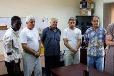 Суд над гражданами Украины, задержанными в Ливии, перенесли на 8 мая
