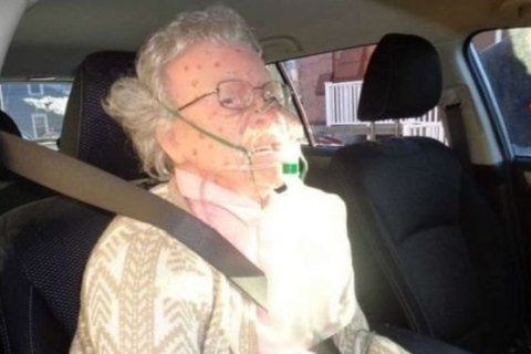 У США поліція врятувала з машини манекен