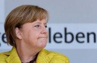 Меркель оказалась на третьем месте в списке самых популярных политиков Германии