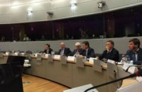 Еврокомиссия отменила пресс-конференцию по итогам газовых переговоров