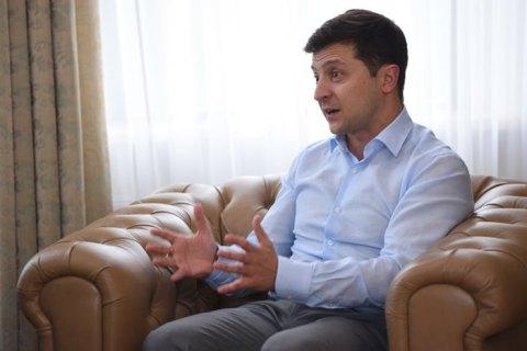 Более 30% украинцев думают, что можно сделать выводы о работе Зеленского через год, - опрос