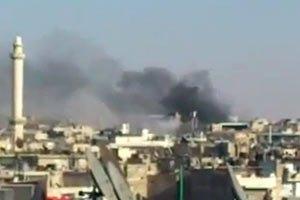 Сирійська армія штурмує Алеппо