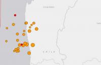 Мощное землетрясение в Чили: 8 погибших, миллион эвакуированных