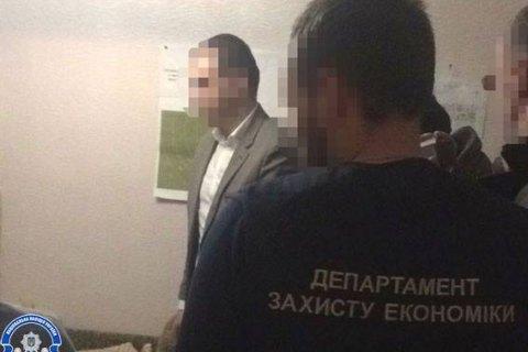 Замглавы райсовета в Киевской области вымогал $50 тысяч