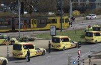 В Утрехті затримали трьох підозрюваних у причетності до стрілянини