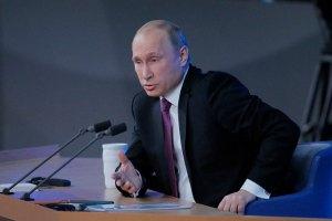 """Путин назвал украинскую армию на Донбассе """"иностранным легионом"""""""
