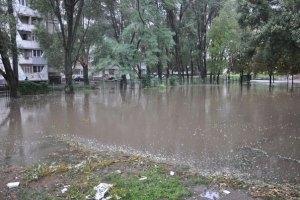 Власти рекомендуют киевлянам в случае наводнения собрать вещи первой необходимости