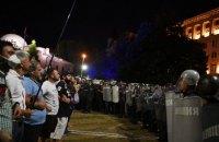 В Болгарії під час сутичок з поліцією затримали 126 мітингувальників