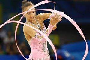 Українські гімнастки здобули п'ять медалей у Франції