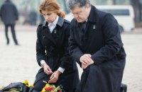 Порошенко назвал Голодомор проявлением гибридной войны против Украины