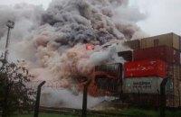 Десятки людей ушпиталено після вибуху токсичного газу у бразильському порту