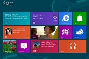 Microsoft представила готовую версию Windows 8