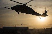 В Іраку розбився військовий вертоліт США