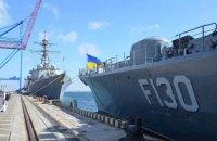 Порошенко підписав закон, що розширює зону контролю України в Чорному морі