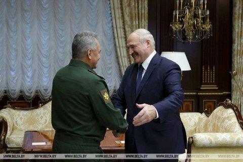 Лукашенко предложил России провести новые военные учения