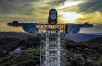 Новая статуя Христа в бразильском Энкантада будет выше, чем в Рио-де-Жанейро