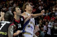 Евробаскет-2011: Победой над Бельгией Украина завершила свое выступление в Литве