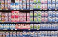 Из-за сальмонеллеза производитель отзывает 12 млн пачек детского питания из 83 стран