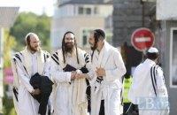 На святкування іудейського нового року в Умані Україна впускатиме лише вакцинованих хасидів