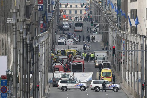 В Брюсселе задумались о временном запрете всех массовых мероприятий