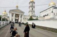 Полиция начала проверку регистрации права пользования Почаевской лаврой за УПЦ МП
