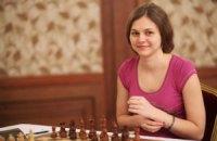 Украинка Музычук выиграла у россиянки вторую партию финала ЧМ по шахматам
