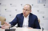 Степанов заявив, що Україні рано говорити про вихід із карантину