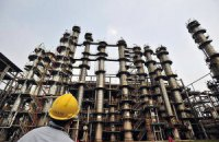 Украина за 9 месяцев сократила импорт нефти почти в 5 раз