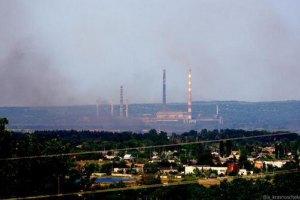 Терористи далі обстрілюють житлові квартали та військових у Слов'янську