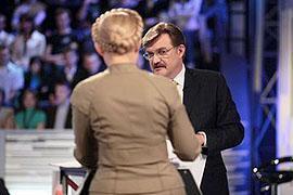 Киселев позовет Тимошенко по желанию, а не по требованию